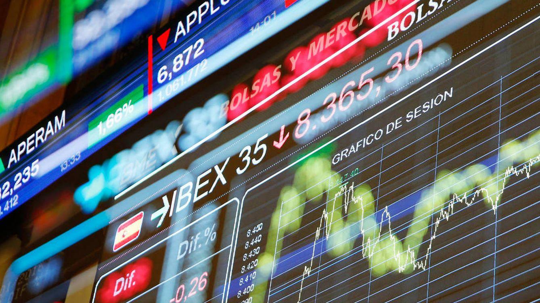 El Ibex vuelve a situarse debajo de los 8.000 con los inversores buscando refugio