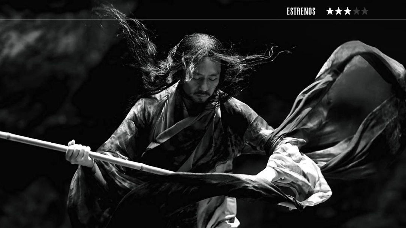 Foto: Chao Deng, en 'Sombra', de Zhang Yimou. (Vértigo)