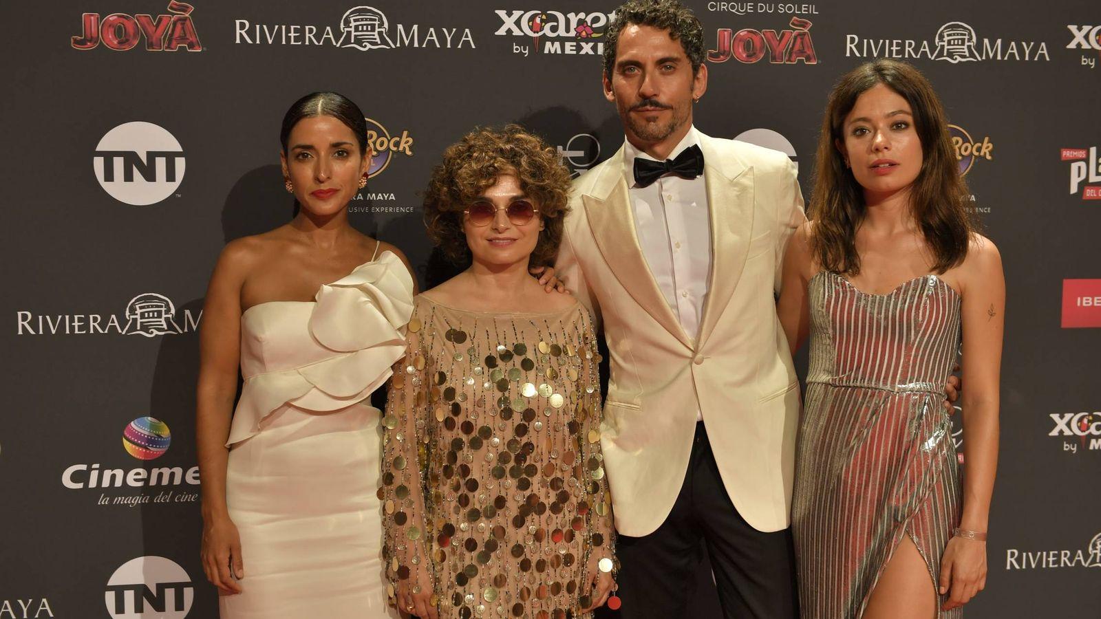Foto: Inma Cuesta, Anna R Costa, Paco León y Anna Castillo. (Cordon Press)