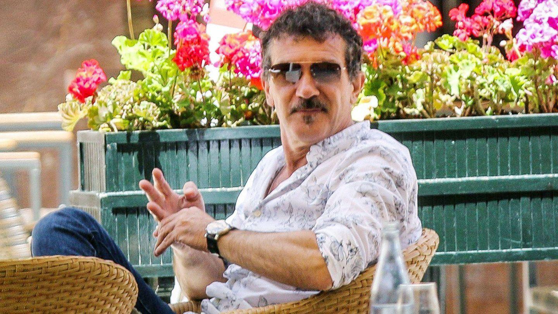 Antonio Banderas, en Málaga. (Cordon Press)