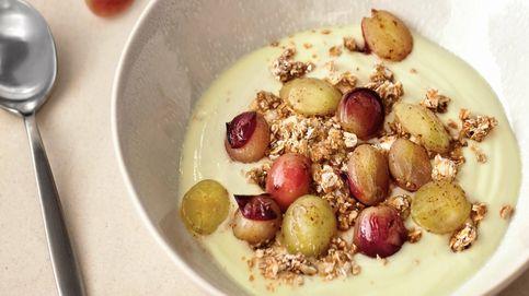 Siete recetas (dulces y saladas) para redescubrir las uvas este otoño