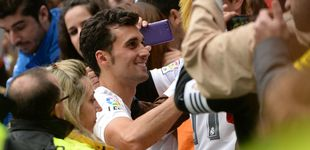 Post de Arbeloa incendia las redes sociales: correrá la Behobia-San Sebastián con el dorsal... 155