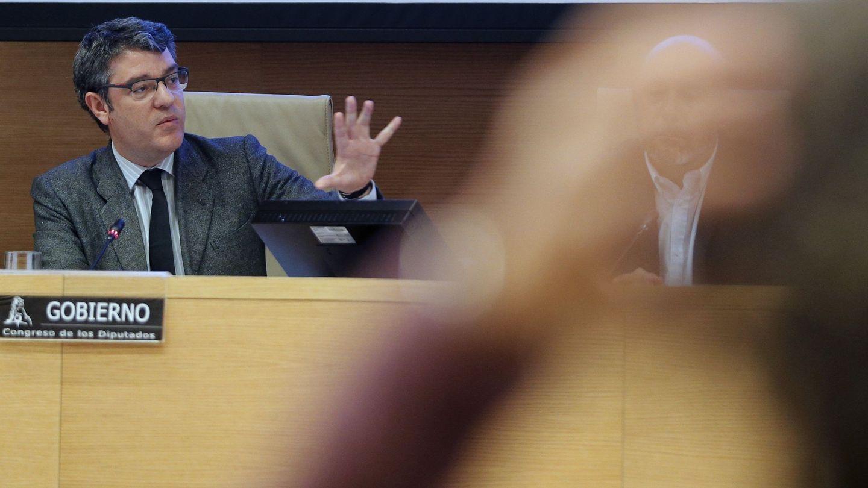 El ministro de Energía, Álvaro Nadal. (EFE)