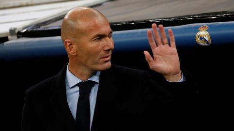 La ventaja de Zidane: no ser el tío gordo al que plantilla y Florentino traicionaron
