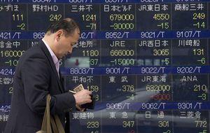 El Nikkei, en mínimos de dos meses por las dudas sobre EEUU