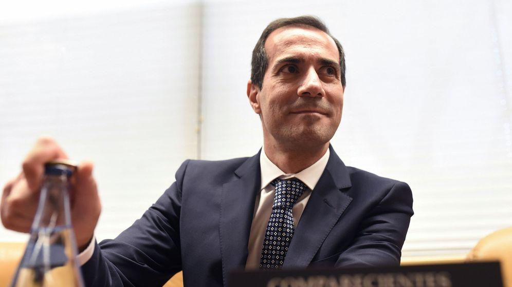 Foto: El exconsejero de presidencia de la Comunidad de Madrid, Salvador Victoria. (EFE)