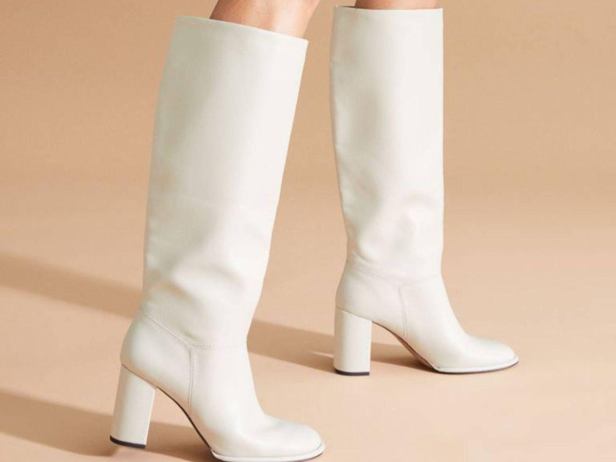 Foto: Las botas altas de HyM. (Cortesía)