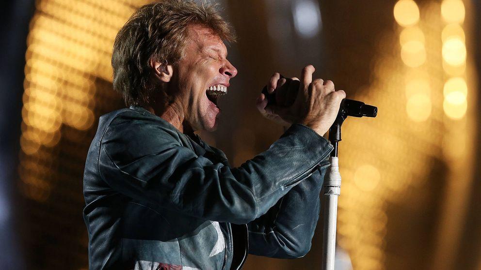 Jon Bon Jovi, reconvertido en cantante de cruceros, recala en Mallorca