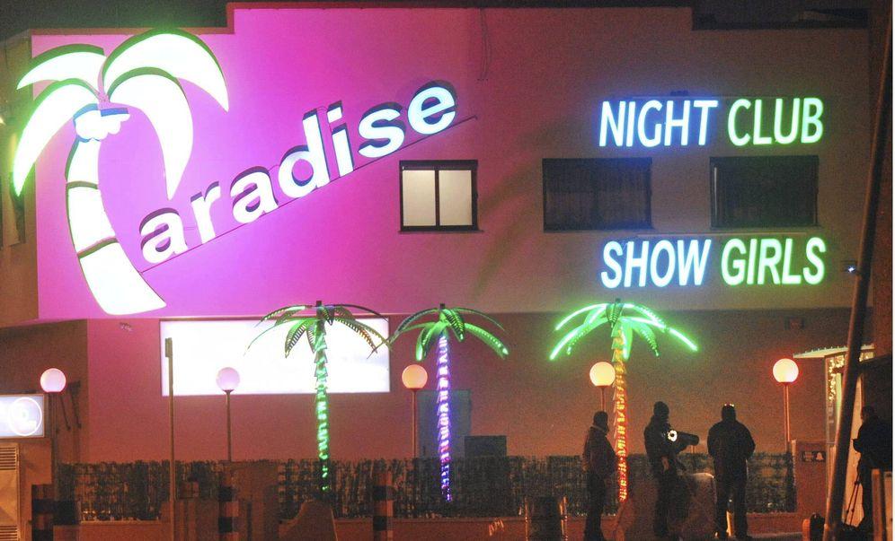 Foto: Club Paradise, en La Jonquera. (Foto: EFE)