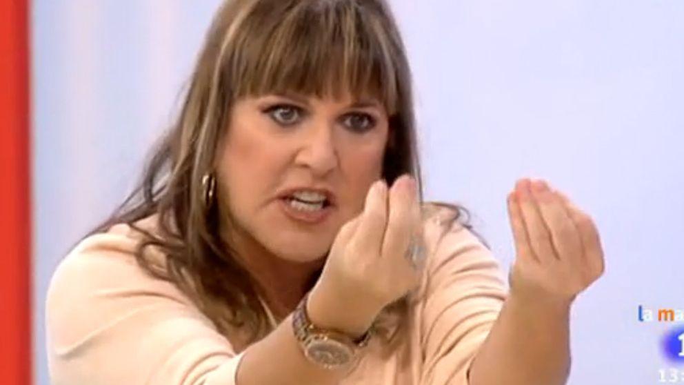 Loles León estalla: ¡No me tenéis que convencer, defiendo la Diada y punto!