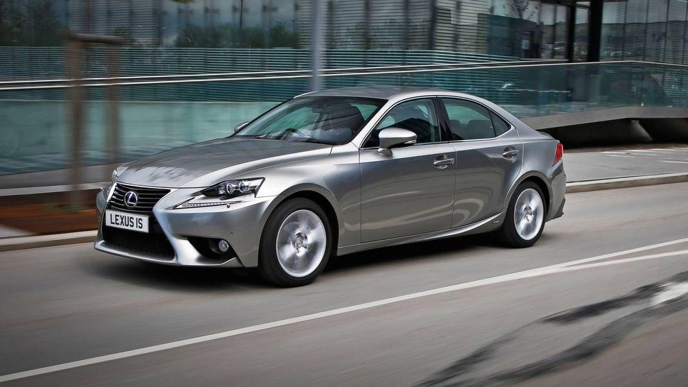 Un millón de unidades vendidas avalan el éxito del Lexus IS