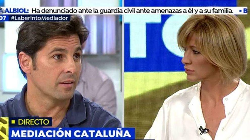 F. Rivera, contra Piqué: Es un hipócrita y lleva años haciendo feos a España