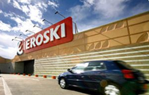 Eroski quintuplica sus pérdidas en el primer semestre, hasta 46,15 millones