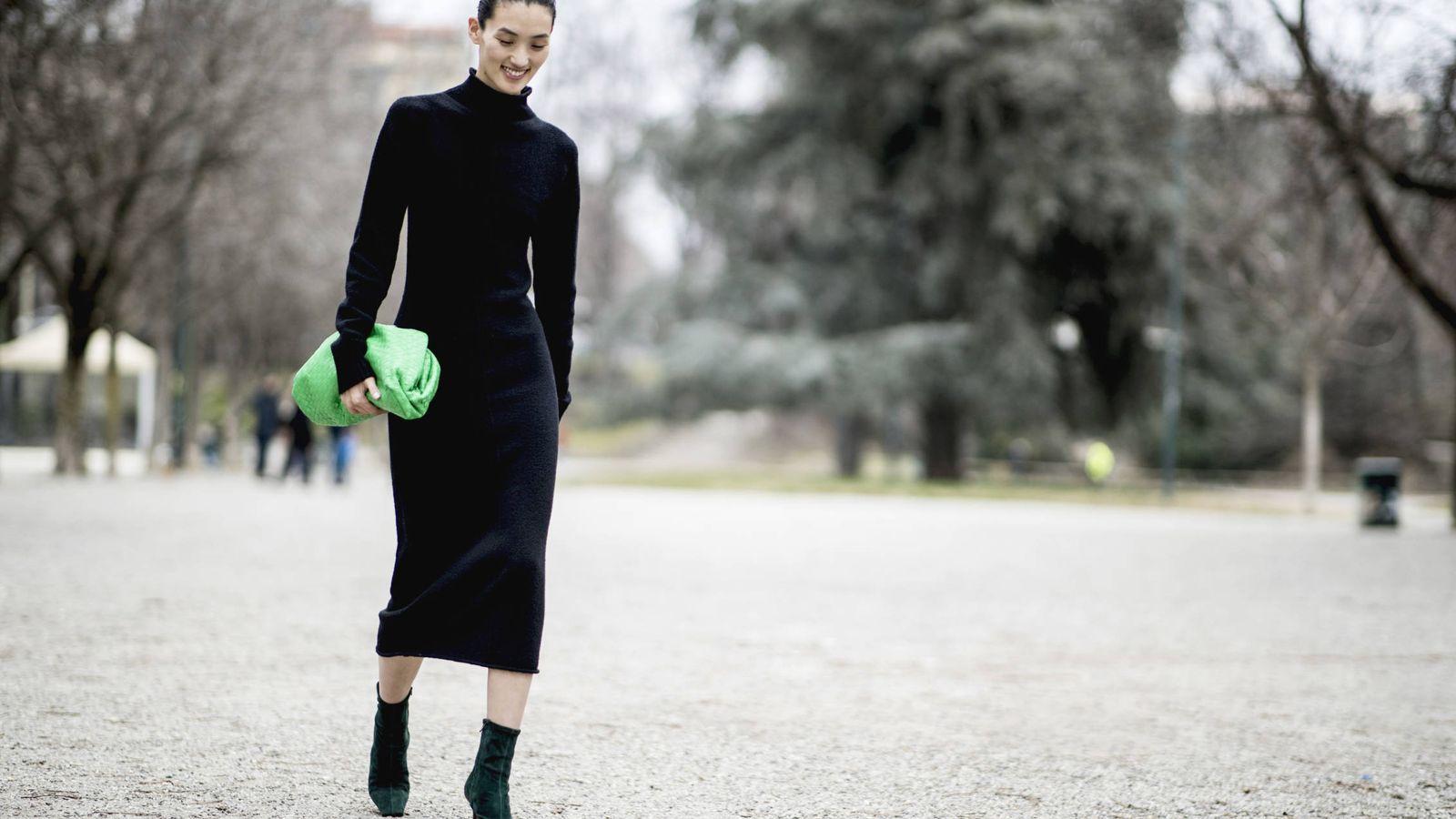 Moda otoño-invierno: 10 vestidos de invierno que abrigan (de verdad) para  no pasar frío