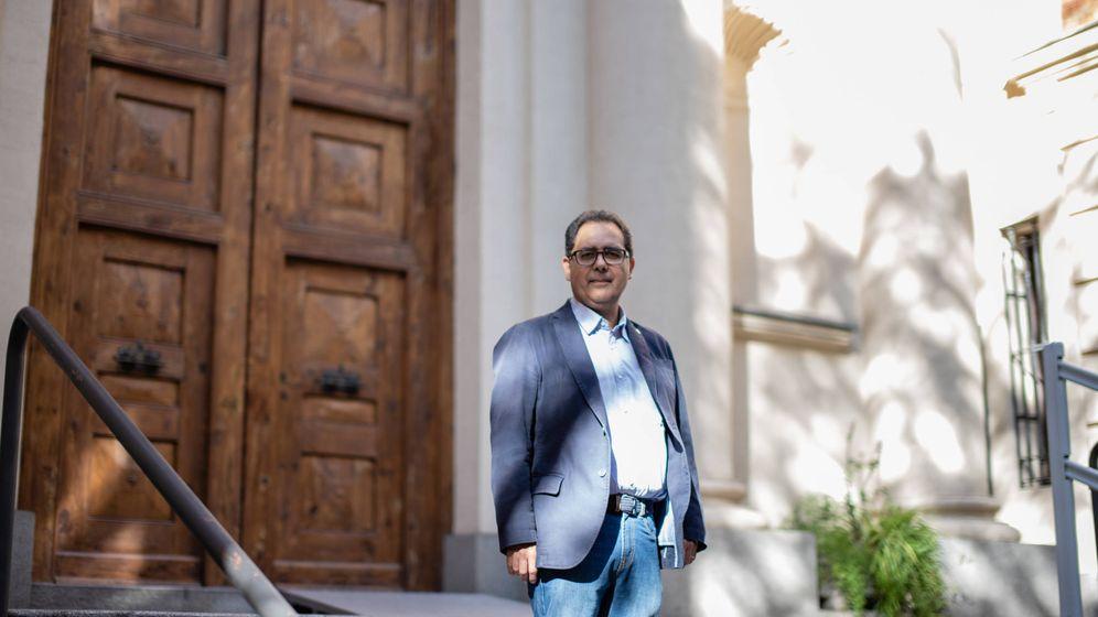 Foto: Vicente Martín. (José Álvaro Manzano)