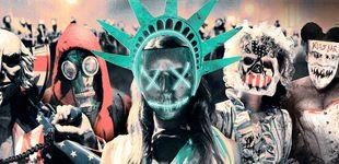 Post de 'Election: la noche de las bestias', la brutalidad gratuita toma el poder