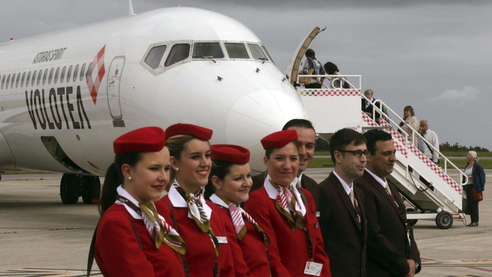 Foto: Cinco fondos de inversión entran en el capital de Volotea. (EFE)