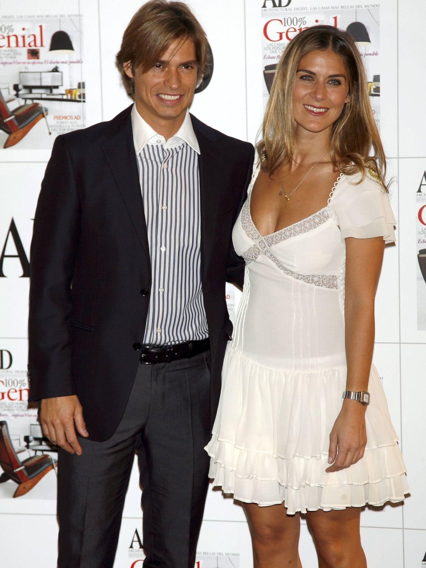Carlos Baute y Beatriz Mira Hafner. (Cordon Press)