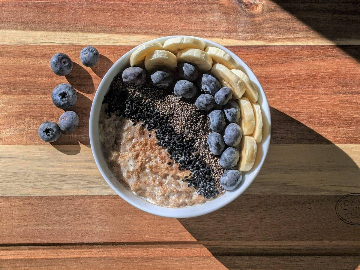 Foto: Semillas comestibles para perder peso de forma saludable. (Susan Wilkinson para Unsplash)