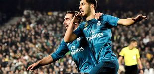 Post de El Madrid nunca rechaza una invitación a una bacanal y la del Betis es la mejor