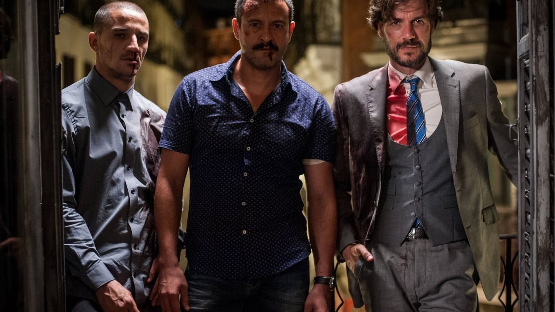 'Gigantes' (Movistar+): descubre el 'Making of' de la temporada 2