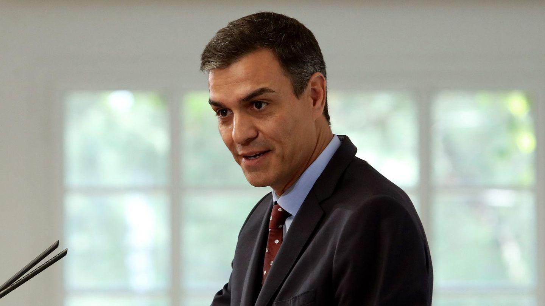 Pedro Sánchez. (EFE)
