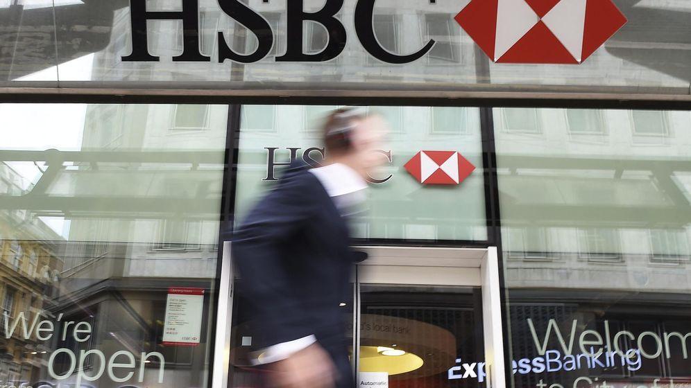 Foto: Los clientes del HSBC siguen recibiendo condenas. (EFE)