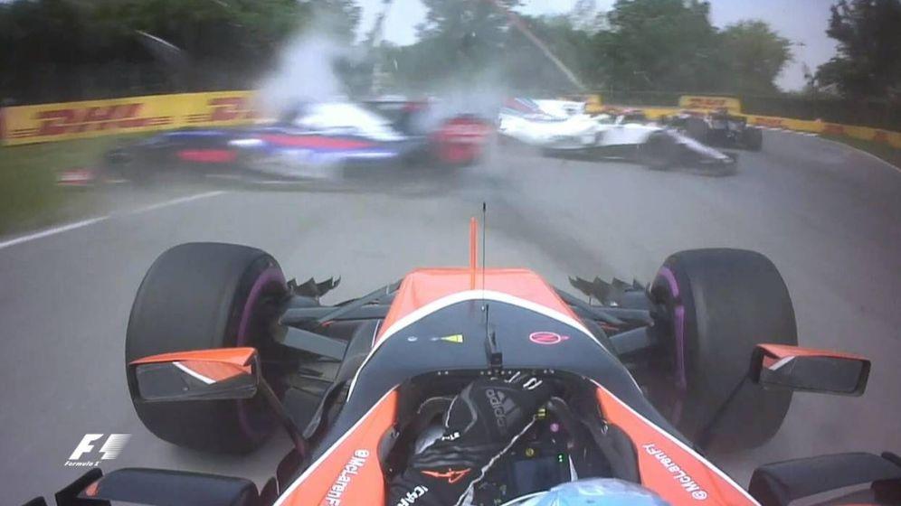 Foto: Las mejores imágenes del GP de Canadá de Fórmula 1