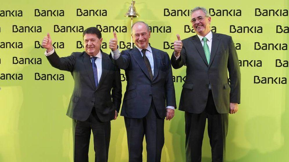 Foto: Fotografía de archivo de la salida a bolsa de Bankia. (EFE)