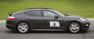 7,3 litros con un Porsche en el Jarama