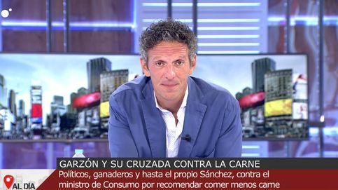 La gente no es tonta, coño: zasca mayúsculo de Joaquín Prat a Garzón