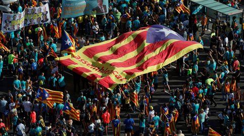 La Generalitat deja sola a la ANC con las manifestaciones de la Diada