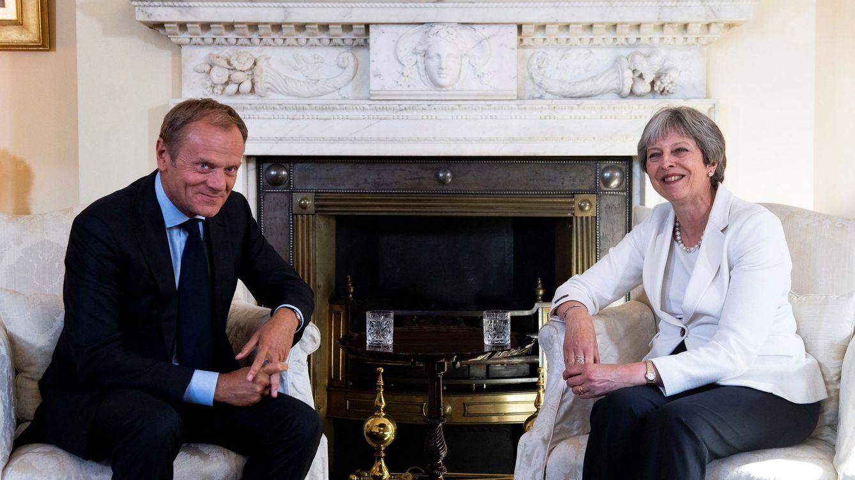 La UE, pendiente de la supervivencia política de May