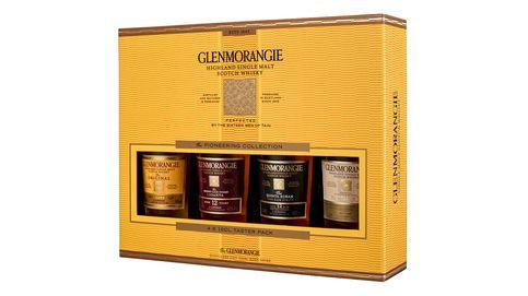 Glenmorangie lanza un pack regalo con cuatro botellines de colección