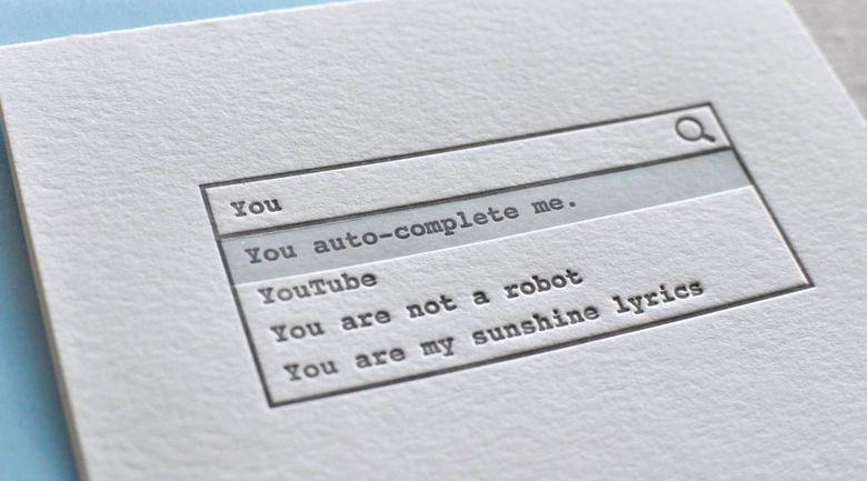 Foto: Así nació el polémico 'autocompletado' de Google
