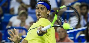 Post de Siga en directo el partido entre Nadal y Ramos en Cincinnati
