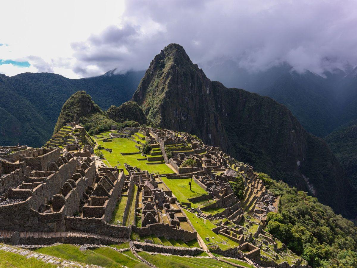 Foto: La datación por radiocarbono demostraría que Machu Picchu es más antiguo de lo que se pensaba.