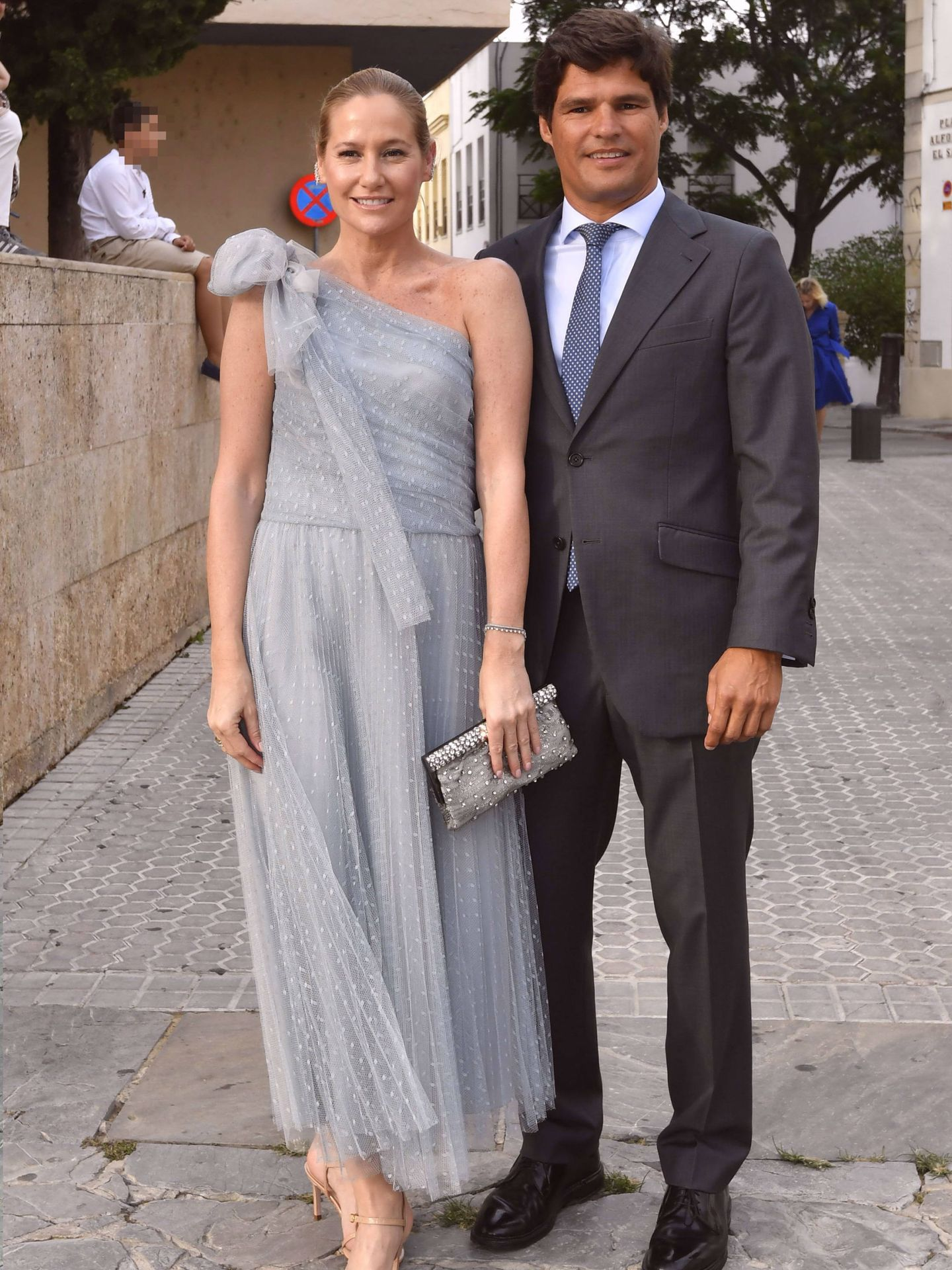Fiona Ferrer y Javier Fal. (Cordon Press)