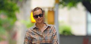 Post de Irina Shayk, Bradley Cooper y sus uniformes de solteros