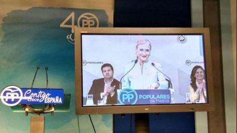 Comparecencia de Cristina Cifuentes en Pleno extraordinario de la Asamblea de Madrid