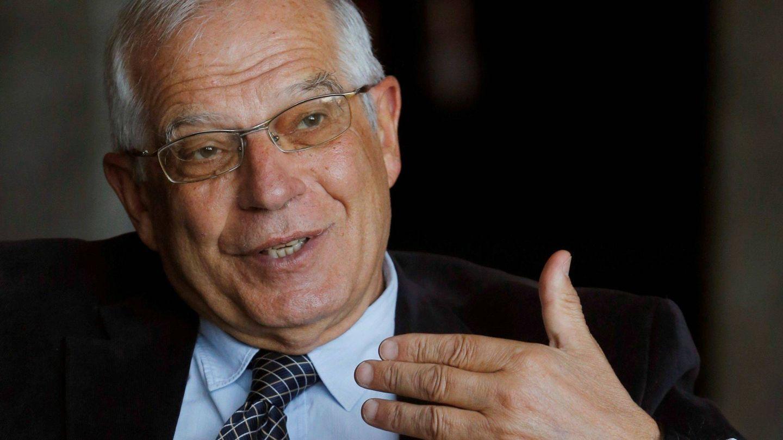 Josep Borrel, ministro de Exteriores. (EFE)