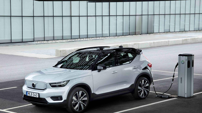Llega la versión más lógica del Volvo XC40 Recharge eléctrico: un motor en vez de dos