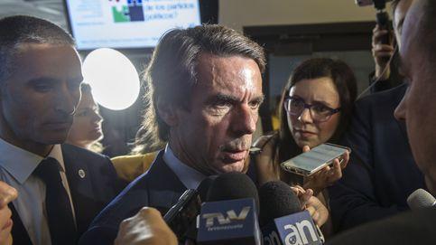 Aznar, en 25 frases... y una idiotez
