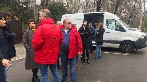 Votando en furgo: así lucha el personal de la embajada en Berlín contra su limbo legal