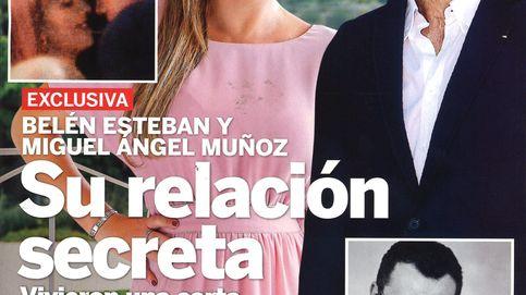 Kiosco Rosa: el 'affaire' secreto de Belén Esteban y las otras amigas de Bigote Arrocet