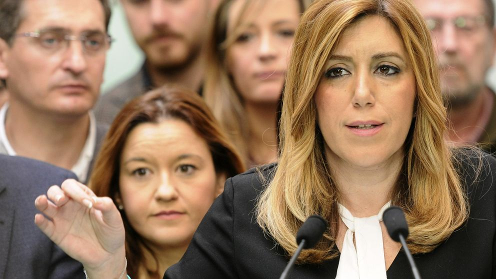 Susana Díaz no saltará a Madrid pero el PSOE andaluz exige mando en Ferraz