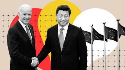 Geopolítica: la UE, los fondos y la guerra EEUU-China, encuentro con E. Hernández