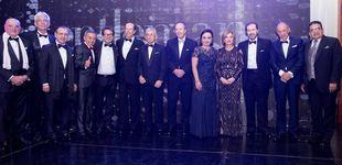 Post de Entrega de premios Gentleman Ecuador