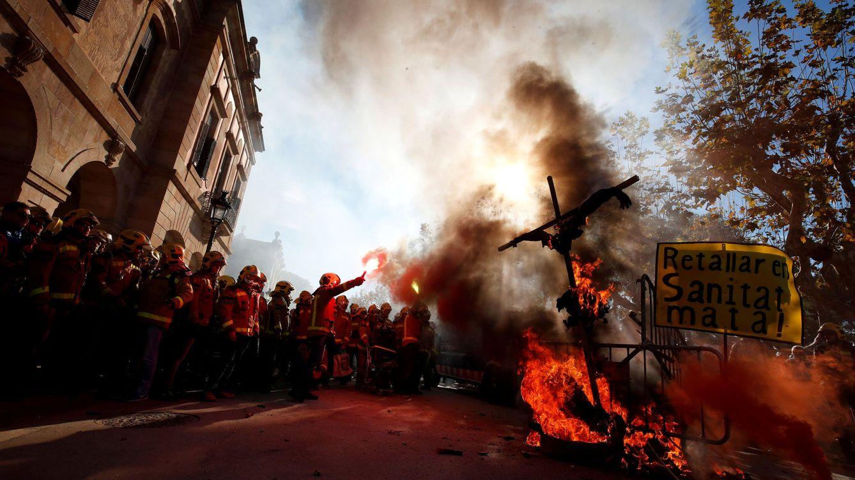 El Govern culpa a Madrid de las protestas sociales por la infrafinanciación