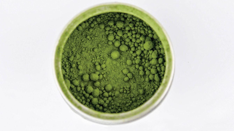 Foto: El té matcha parte de un polvo finísimo, de intenso color verde, rico en vitaminas, minerales y aminoácidos.